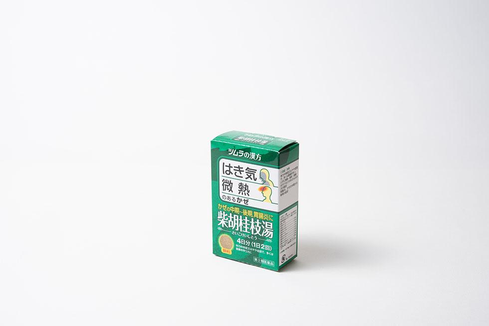 ツムラ漢方柴胡桂枝湯エキス顆粒A(8包)の商品写真