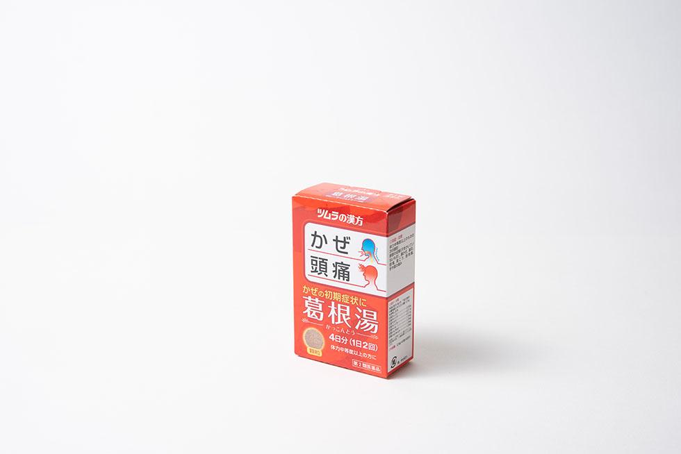 ツムラ漢方葛根湯エキス顆粒A(8包)の商品写真
