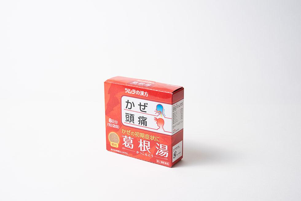 ツムラ漢方葛根湯エキス顆粒A(16包)の商品写真